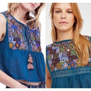 Free People Lohri Top